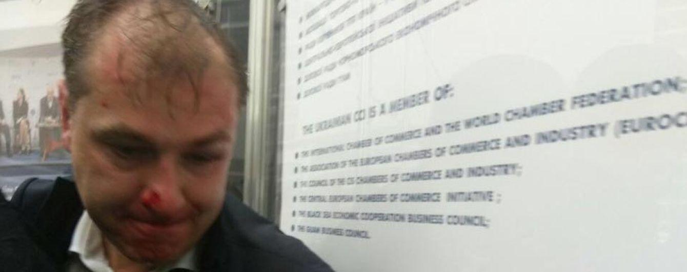 """Избиение Савченко: В """"Разумной силе"""" пожаловались на власть, которая """"борется с новыми партиями"""""""