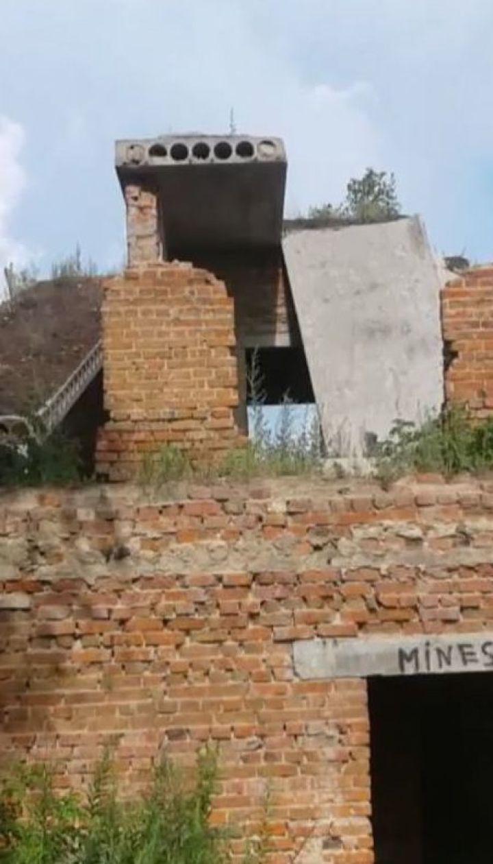 Троє дітей загинули під бетонною плитою недобудови у Ніжині