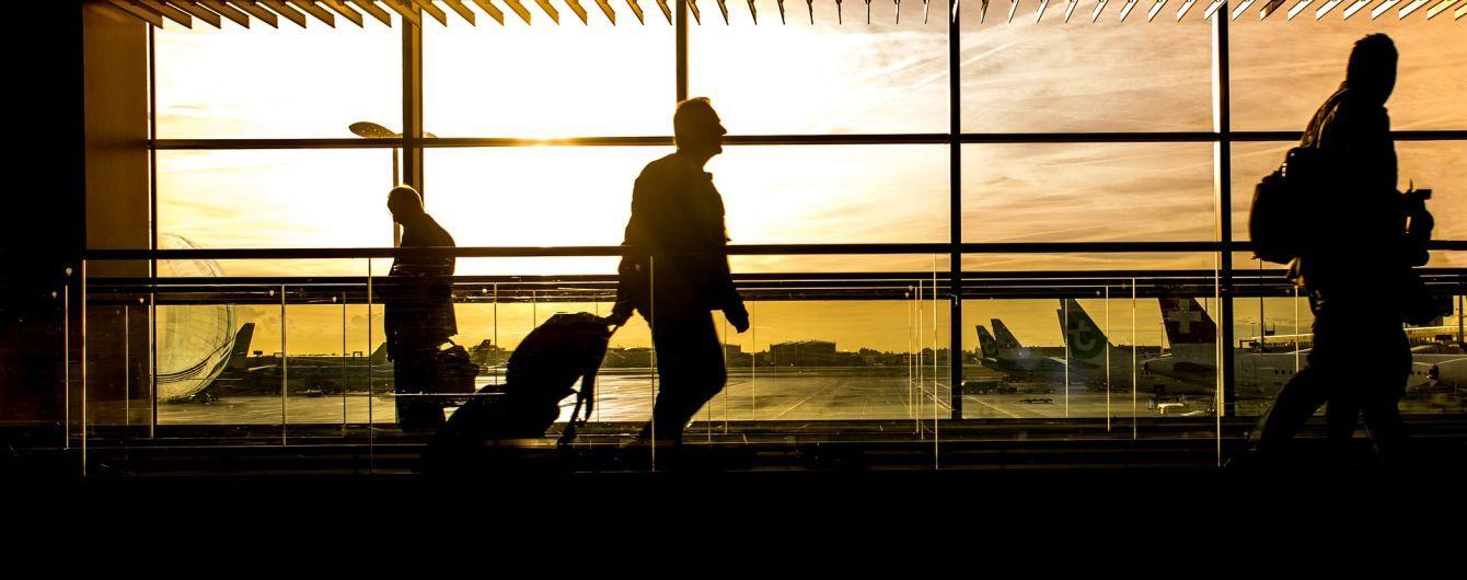 В Украину из Турции не могут вернуться более полутысячи туристов