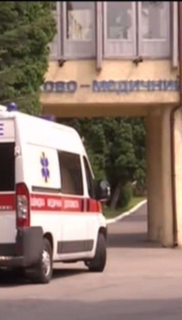 Раненые на Ровенском полигоне бойцы остаются в стабильном состоянии