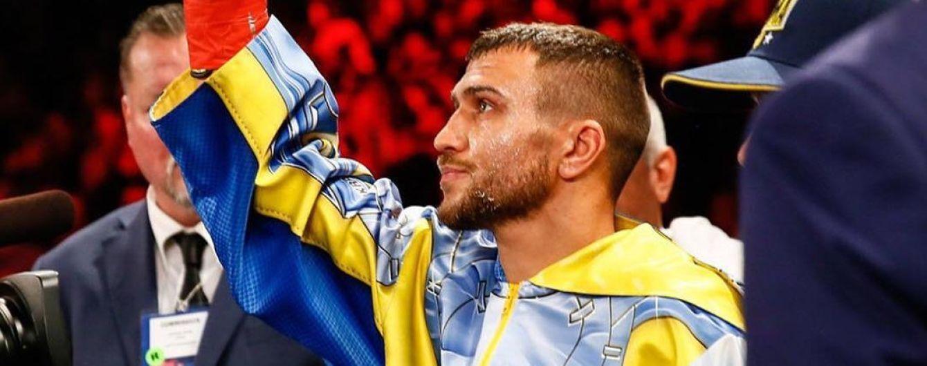 Ломаченко похизувався райською спортивною базою в Одесі