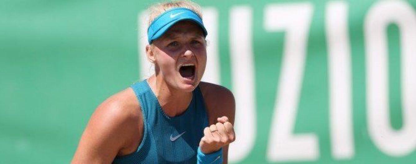 Украинская теннисистка Ястремская разгромила россиянку и выиграла турнир в Риме