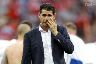 Сборная Испании осталась без главного тренера