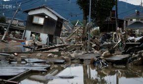 Кількість жертв повені в Японії зросла до 85 осіб, близько двох мільйонів покинули домівки