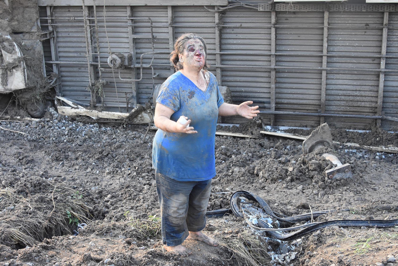 Катастрофа потяга вТуреччині забрала життя 10 людей, багато поранених