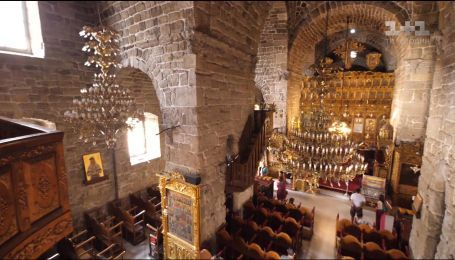 Мій путівник. Кіпр - храм святого Лазаря та рай для котів