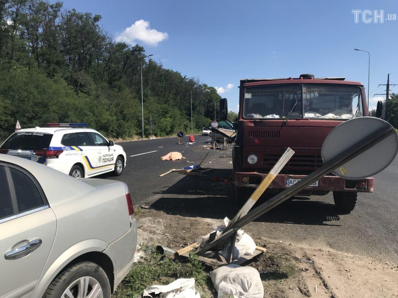 ДТП на Одеській трасі_1