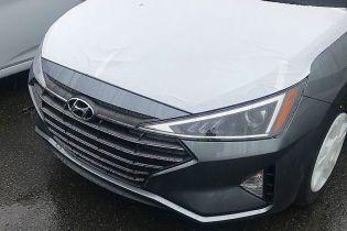 Hyundai Elantra обретет новые черты