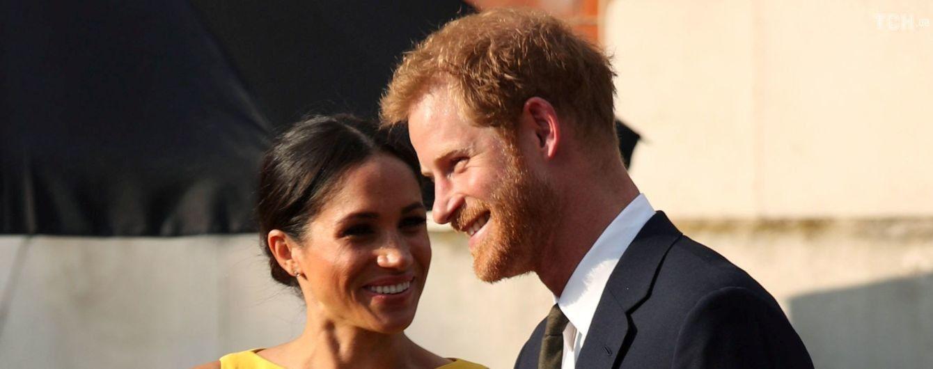 Королівські хрестини: принц Гаррі витратив понад 10 тисяч доларів на подарунок племіннику
