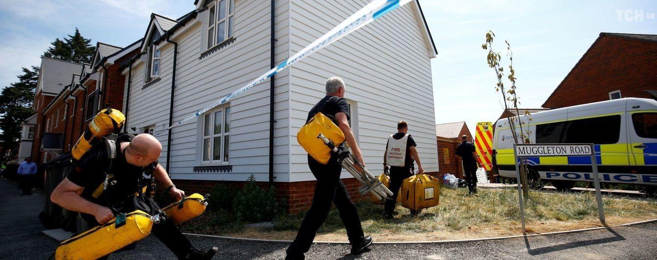 """В полиции рассказали, как британцы отравились """"Новичком"""" под Солсбери"""