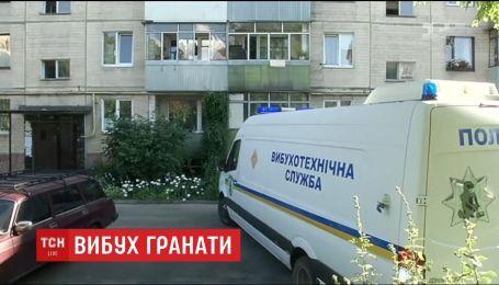 Вибух гранати у львівській п'ятиповерхівці: стан постраждалої жінки поліпшився