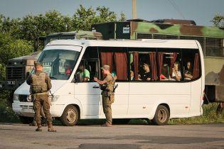 """Зняли з автобуса та заарештували. На Донеччині затримали прибічника """"ДНР"""""""