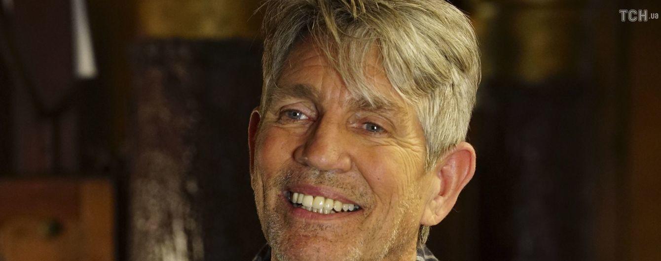 До України їде голлівудська зірка Ерік Робертс