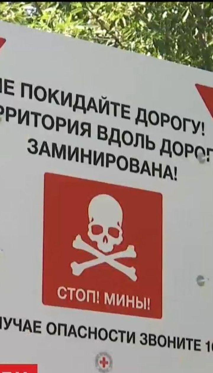 Сапери щодня розміновують Донецьку фільтрувальну станцію для налагодження водопостачання