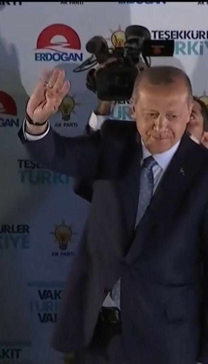 Ердоган призначив свого зятя на посаду міністра фінансів країни