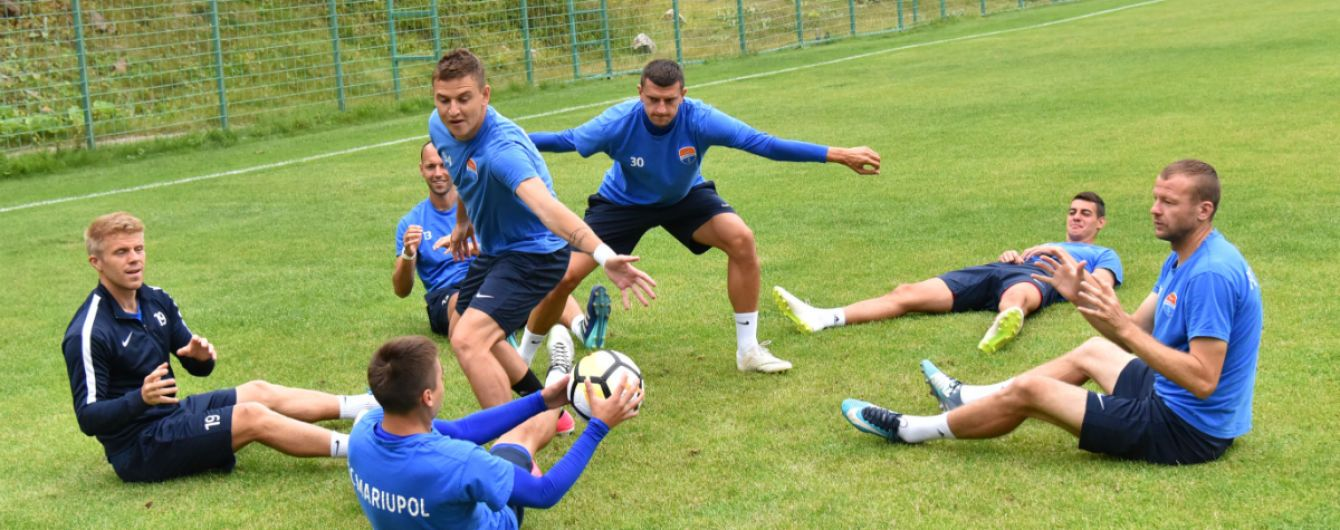 """Стало відомо, де """"Маріуполь"""" зіграє матчі дебютної Ліги Європи"""