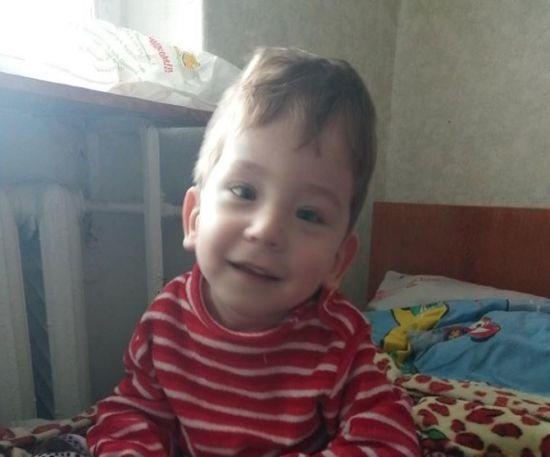 Родина Артемки просить фінансової допомоги для лікування хлопчика