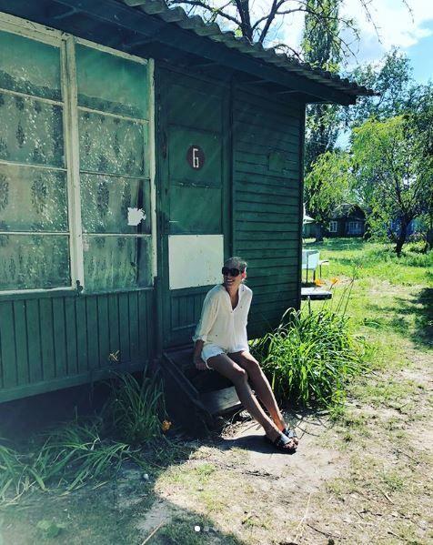 Катерина Осадча у Ладинці_1