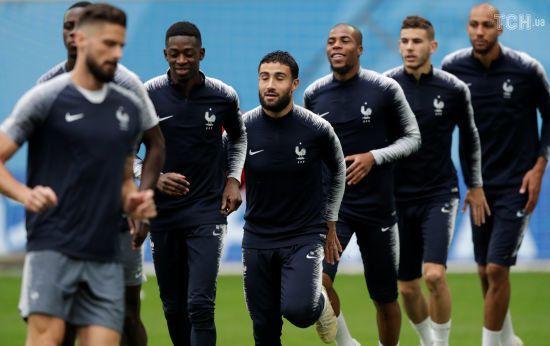 Битва за життя: букмекери назвали фаворита у матчі 1/2 фіналу ЧС-2018 між Францією та Бельгією