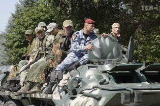 С начала суток боевики совершили 7 обстрелов позиций ВСУ