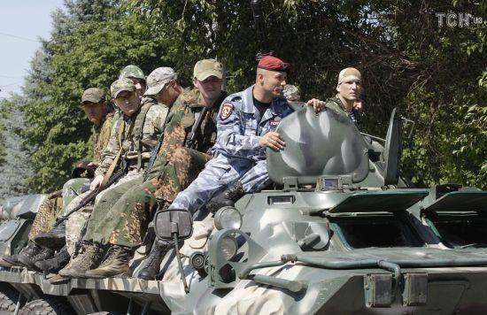 Від початку доби бойовики здійснили 7 обстрілів позицій ЗСУ