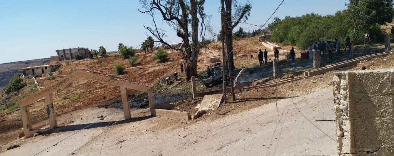 Боевик-смертник взорвал 35 российских и сирийских военных. Кремль отрицает
