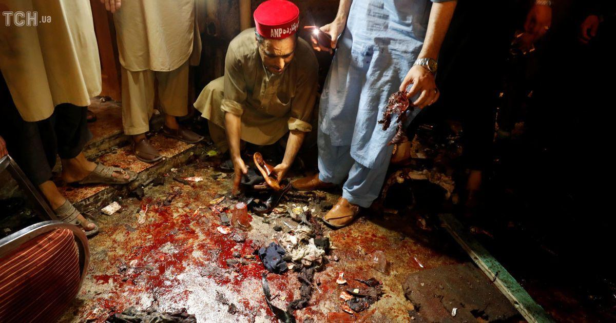 Теракт в Пакистане @ Reuters
