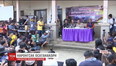 У двоих детей, которых освободили из пещеры в Таиланде, врачи подозревают пневмонию