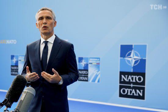 Скандальна заява Трампа та необхідність діалогу з РФ. Текстовий онлайн саміту НАТО