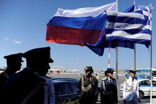 """Греція вимагає від Росії припинити політику """"постійної неповаги"""""""