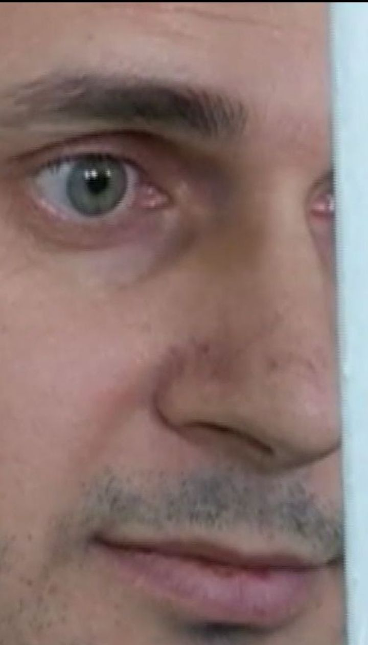 Сенцов продовжує голодувати 59-й день
