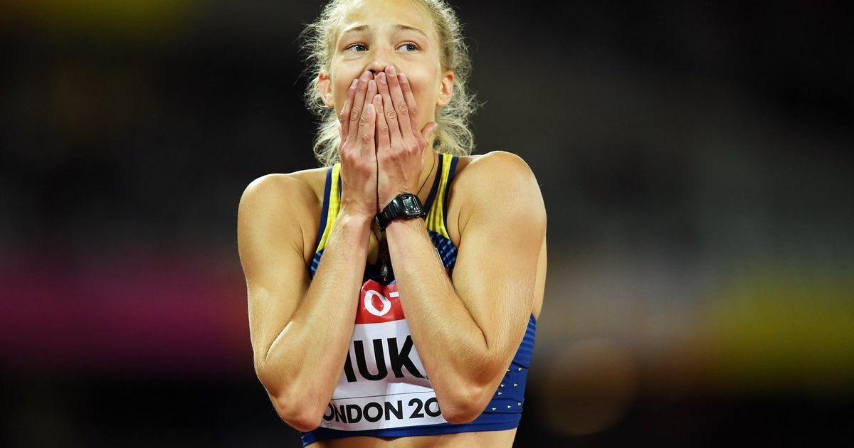 19-річна українська легкоатлетка Аліна Шух стала чемпіонкою світу серед  юніорів у метанні списа. Вже у першій спробі Шух окреслила свої медальні  наміри 4834a995925f5