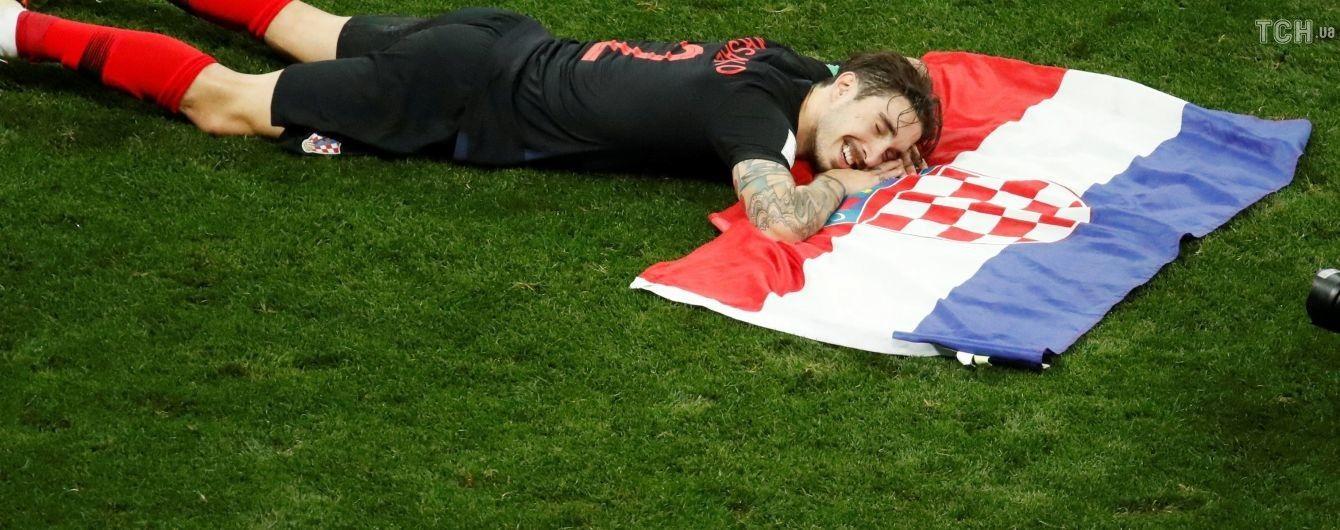"""Франція і Хорватія зійдуться у фіналі Чемпіонату світу-2018, Бельгія і Англія розіграють """"бронзу"""""""