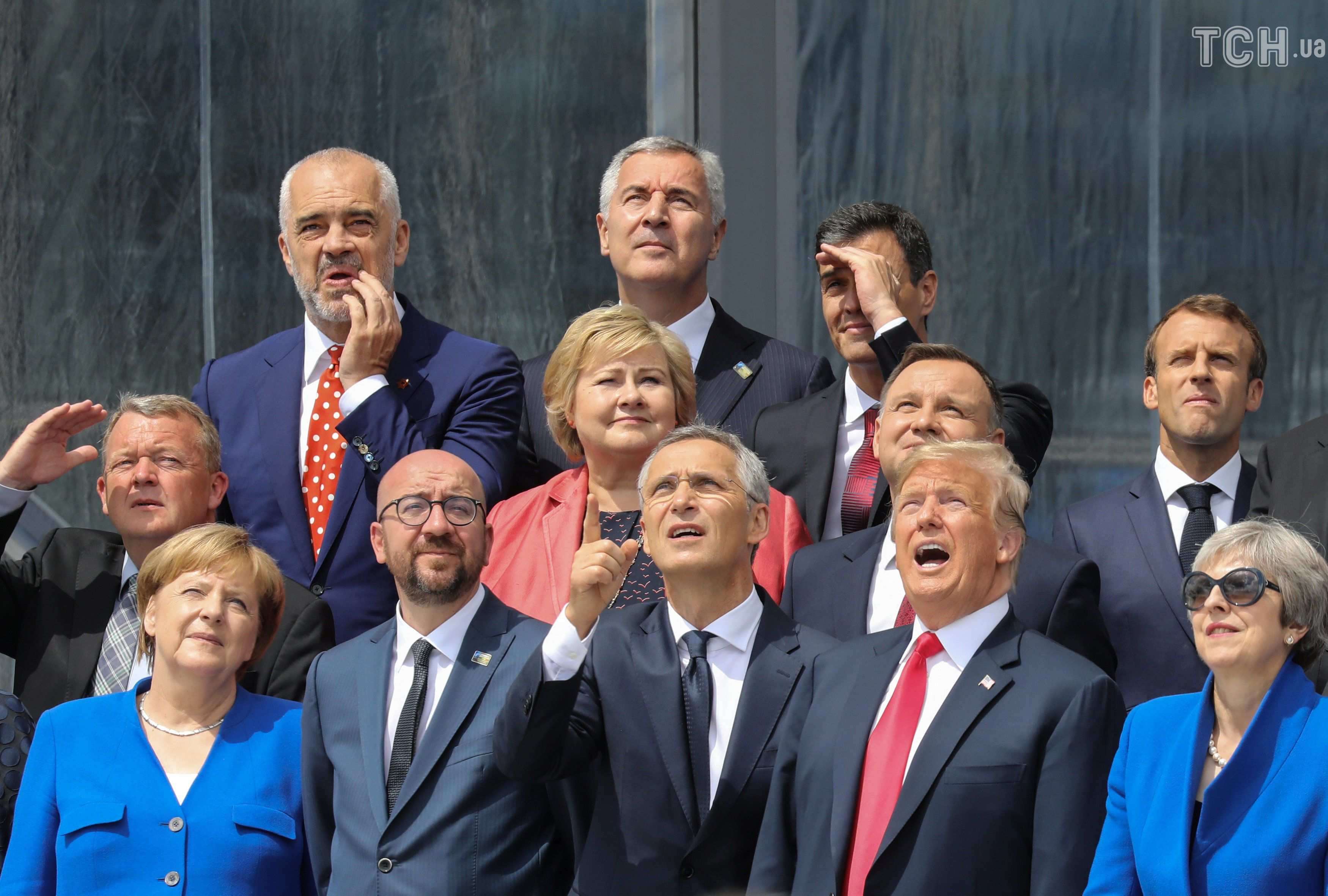 Трамп, НАТО_12