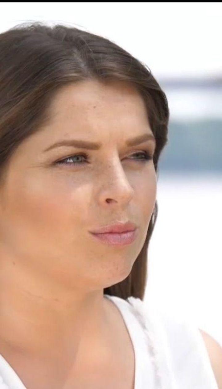 Неля Шовкопляс: я хочу, щоб у моїх дітей була нормальна, здорова, активна мама