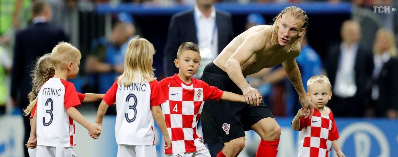 Домагой Вида: у хорватов большое сердце и большие яйца