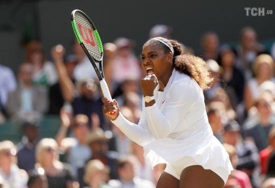 Wimbledon-2018. Федерер склав чемпіонські повноваження, Серена мчить за рекордним трофеєм