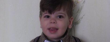 Допоможіть Андрійку почати самостійно ходити
