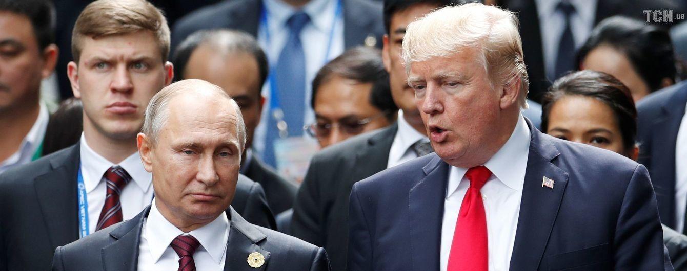 Трамп озвучил темы, которые обсудит на встрече с Путиным