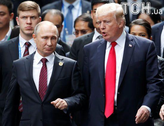 Трамп озвучив теми, які обговорить на зустрічі з Путіним