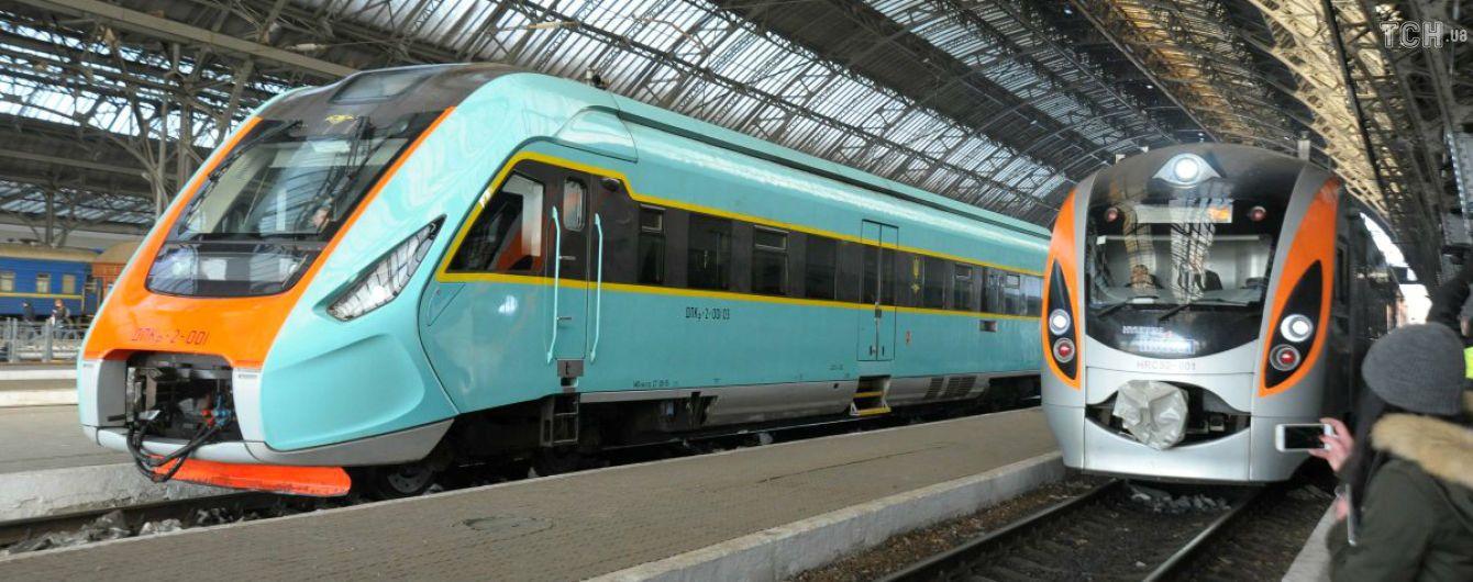 Вдвое увеличилось количество украинцев, которые путешествуют в Европу по железной дороге. Статистика