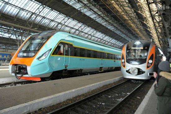 Удвічі зросла кількість українців, які подорожують до Європи залізницею. Статистика
