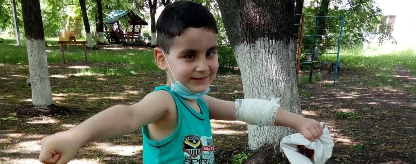 Тимур потребує допомоги, щоб здолати рак крові