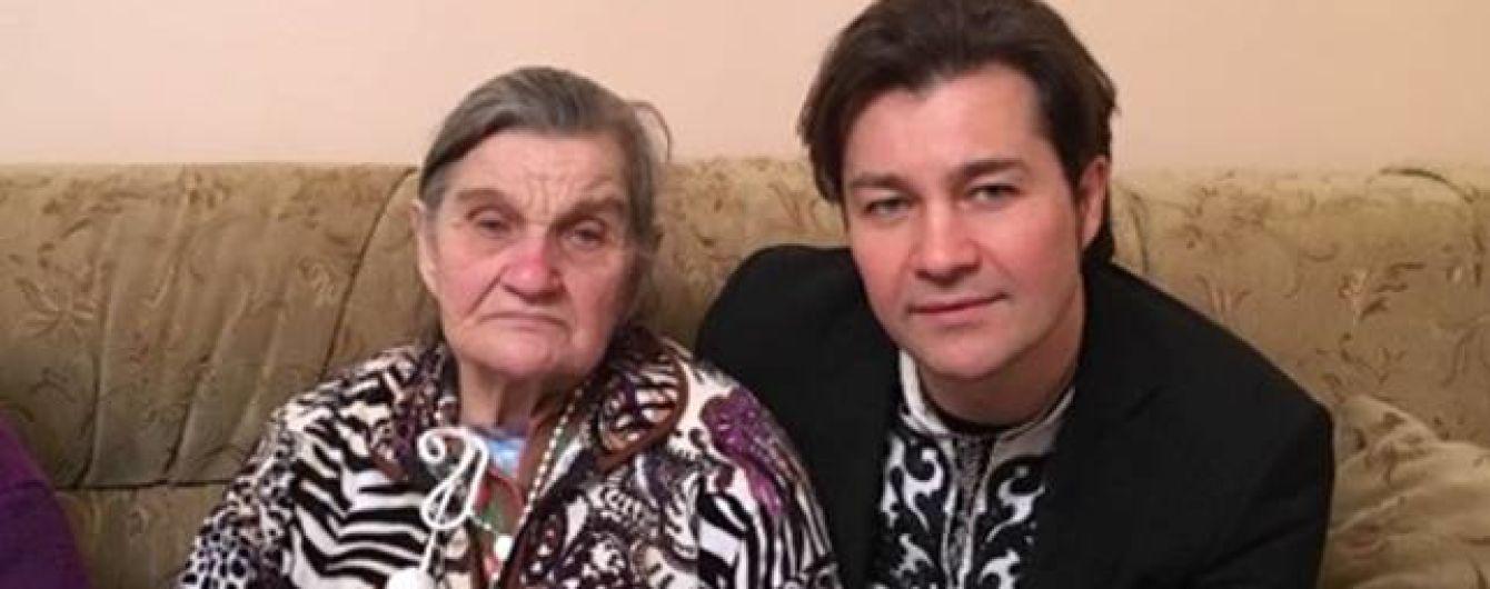 У министра культуры Нищука умерла мать
