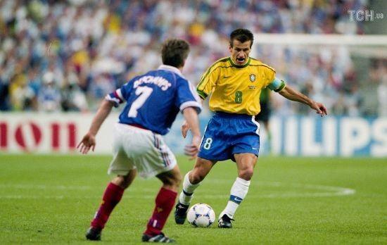 20 років тому Франція вперше в історії виграла Чемпіонат світу з футболу