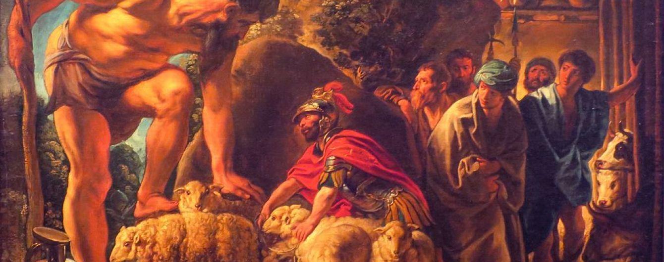 """Ученые нашли древнейший екземляр """"Одиссеи"""" Гомера"""