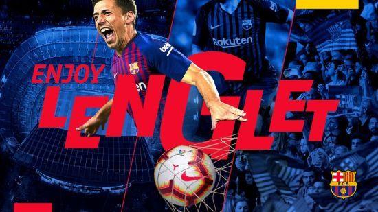 """""""Барселона"""" оголосила про перехід французького захисника"""