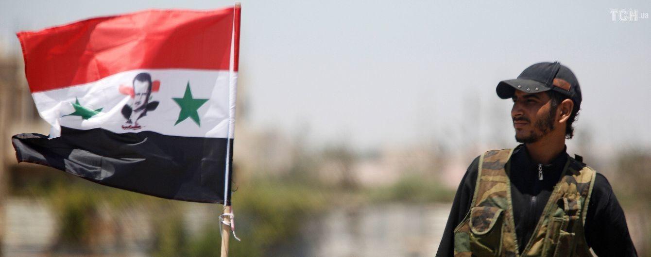 Правительство Сирии полностью захватило город-колыбель антиасадовского восстания