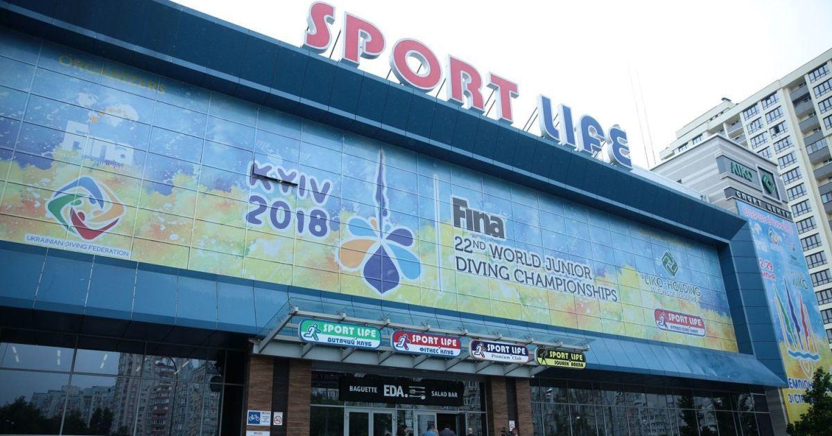 В Украине впервые состоится Чемпионат мира по прыжкам в воду