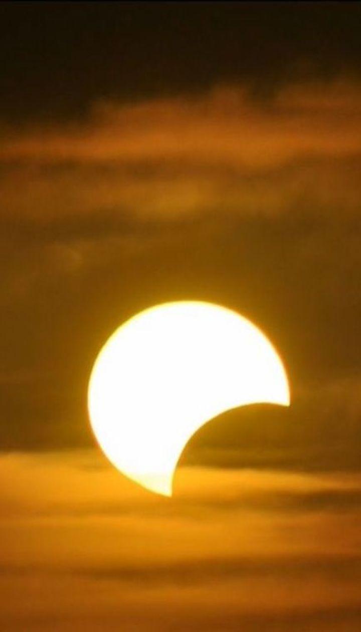 Сонячне затемнення очікується у п'ятницю 13-го. Як пережити складний час